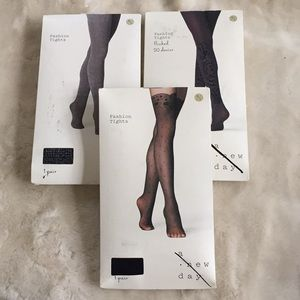 NWT- Fashion Tights